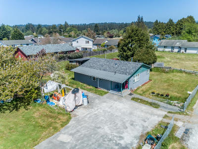 Mckinleyville Single Family Home For Sale: 1798 Lime Avenue