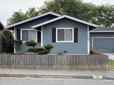 Mckinleyville Single Family Home For Sale: 2100 Thiel Avenue