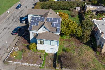 Arcata Single Family Home For Sale: 1008 D Street