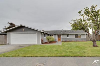 Arcata, Bayside Single Family Home For Sale: 2038 Ball Court