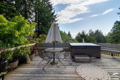 Arcata Single Family Home For Sale: 548 Shirley Boulevard
