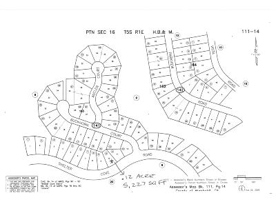 Whitethorn  Residential Lots & Land For Sale: 9331 Shelter Cove Road