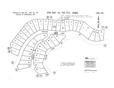 Whitethorn  Residential Lots & Land For Sale: 7009 Shelter Cove Road