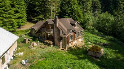 Eureka Single Family Home For Sale: 468 Redmond Road