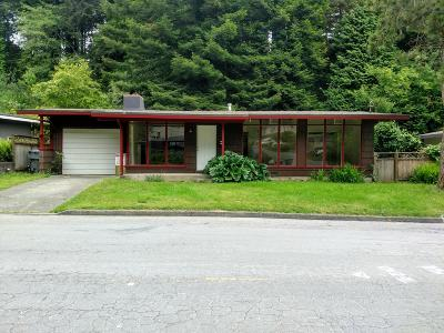 Arcata, Bayside Single Family Home For Sale: 612 Beverly Drive