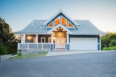 Whitethorn  Single Family Home For Sale: 1284 Blueridge Road