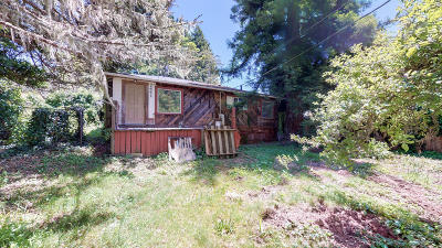 Arcata, Bayside Single Family Home For Sale: 1441 Walker Point Road