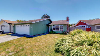 Arcata, Bayside Single Family Home For Sale: 2040 Ernest Way