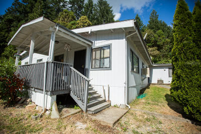 Humboldt County Multi Family Home For Sale: 118 Panther Road