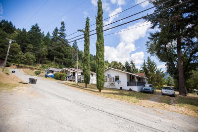 Humboldt County Multi Family Home For Sale: 92 Panther Road