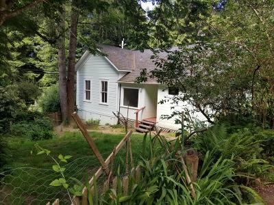 Arcata Multi Family Home For Sale: 1222 Fickle Hill Road