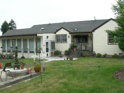 Eureka Single Family Home For Sale: 5820 Torgerson Lane