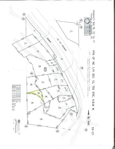 Garberville Residential Lots & Land For Sale: 280 Twin Trees Road