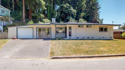 Arcata, Bayside Single Family Home For Sale: 1335 Beverly Drive