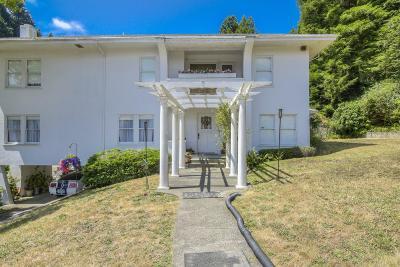 Eureka Single Family Home For Sale: 3232 Myrtle Avenue