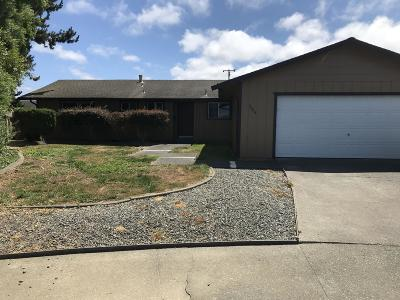 Arcata, Bayside Single Family Home For Sale: 2025 Ball Court