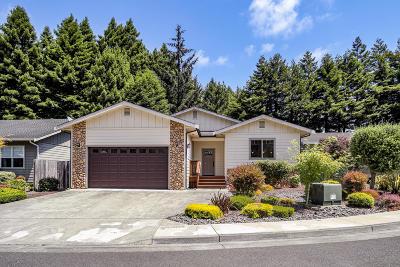 Eureka Single Family Home For Sale: 4545 Luke Court