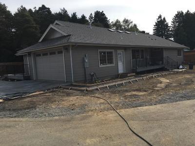 Eureka Single Family Home For Sale: 2360 Lindy Lane
