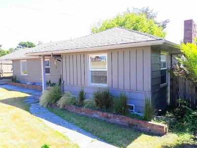 Eureka Single Family Home For Sale: 1290 Herrick Avenue
