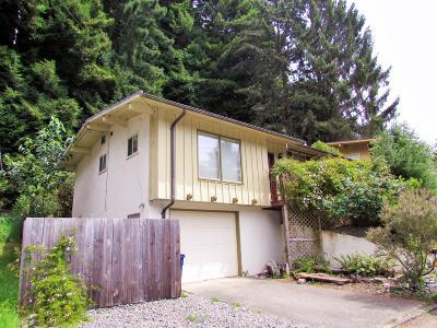 Arcata, Bayside Single Family Home For Sale: 602 Shirley Boulevard