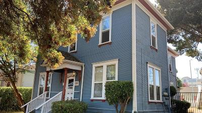 Humboldt County Multi Family Home For Sale: 816 2nd Street