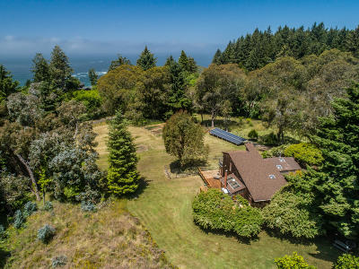 Trinidad Single Family Home For Sale: 1213 Stagecoach Road