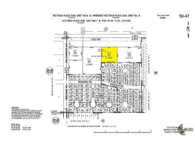 Calexico Commercial Lots & Land For Sale: 1160 E Cole/2.1 Comm Acreage Rd