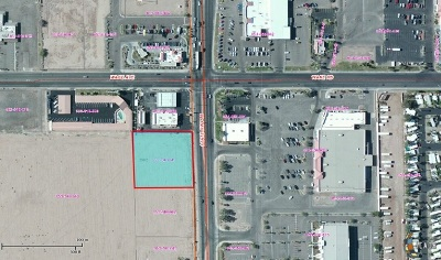 El Centro Commercial Lots & Land For Sale: 2502 S 4th St