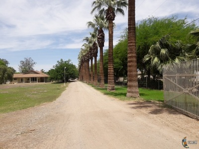 El Centro Single Family Home For Sale: 1140 W Evan Hewes Hwy