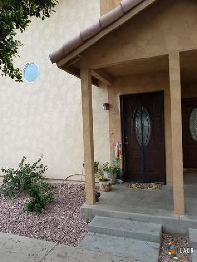 Brawley Single Family Home For Sale: 650 N Imperial Ave. Unit # 20