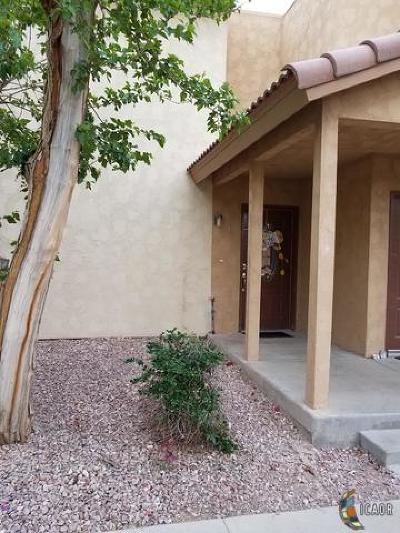 Brawley Single Family Home For Sale: 650 N Imperial Ave Unit # 18