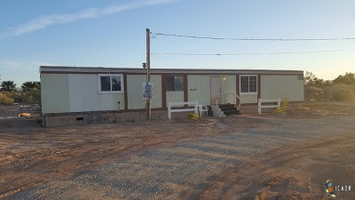 Imperial Mobile Home For Sale: 2781 Evan Hewes Hwy