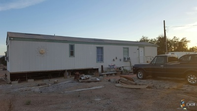 Imperial Mobile Home For Sale: 2783 Evan Hewes Hwy