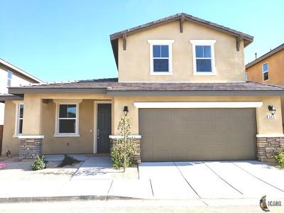 Brawley Single Family Home For Sale: 343 Jasmine Pl