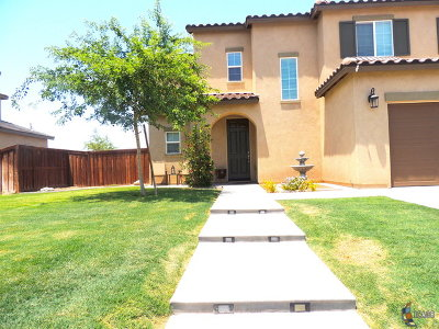 Imperial Single Family Home For Sale: 2583 Valle Verde Ln