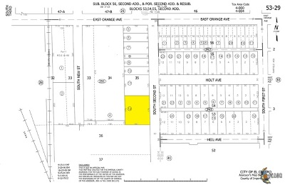 El Centro Residential Lots & Land For Sale: S 2nd St