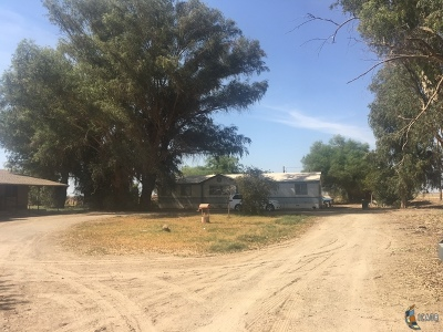 Brawley Single Family Home For Sale: 598 Shank