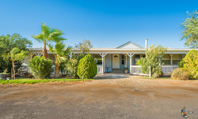 Imperial Mobile Home For Sale: 2254 Boley Rd