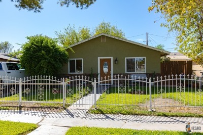 Brawley Single Family Home For Sale: 317 S Palm Ave #327