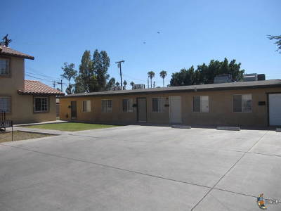 Calexico Multi Family Home For Sale: 416 Mary Ave