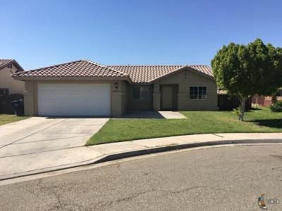 Calexico Single Family Home For Sale: 2359 C Sanchez Ct