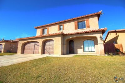 El Centro Single Family Home For Sale: 2858 Ross Ave