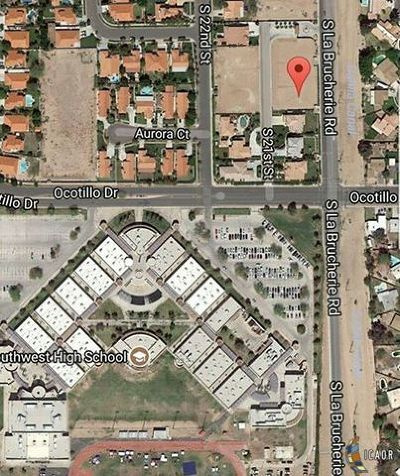 El Centro Residential Lots & Land For Sale: 1703 21 St