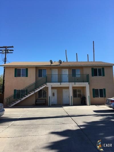 Calexico CA Multi Family Home For Sale: $680,000