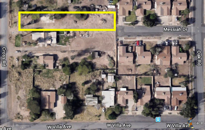 El Centro Residential Lots & Land For Sale: 2114 Cross Rd