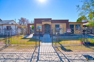 Calexico CA Multi Family Home For Sale: $359,000