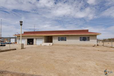 Calipatria Single Family Home For Sale: 506 Beal