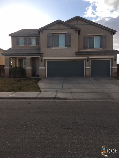 Imperial Single Family Home For Sale: 2683 Oasis St