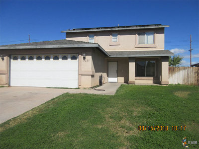 Calexico CA Single Family Home For Sale: $255,000