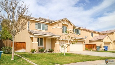 Imperial Single Family Home For Sale: 664 Quartz St